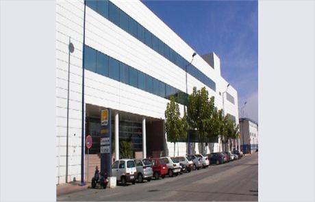 Openbex alquiler oficinas en sevilla espa a for Oficinas cajasol sevilla