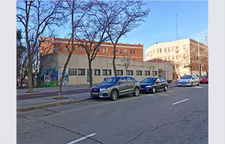 Openbex Alquiler Centro De Negocio En Madrid En Paseo Doctor
